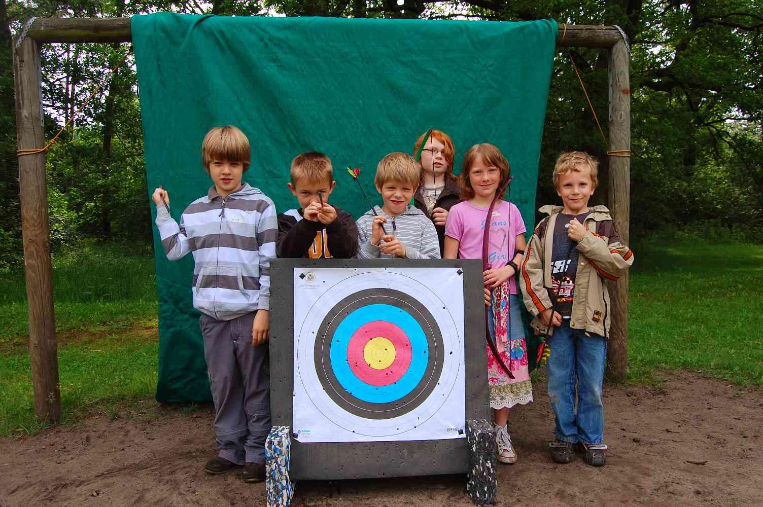 Grundschule Lünzen - Team Langbogen