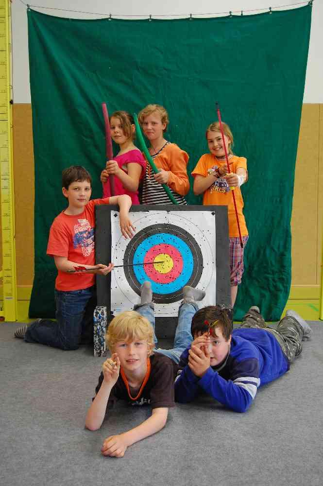 Grundschule Lünzen - Team Sherwood Forest