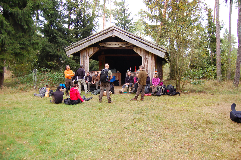 Die Brunnenhütte