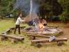 Das ewige Feuer braucht Nahrung