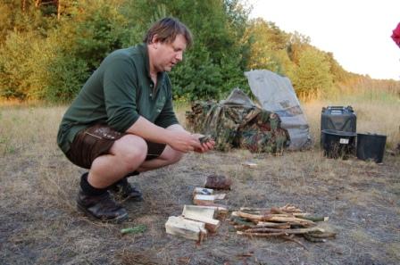 bushcraft-feuervorbereitung